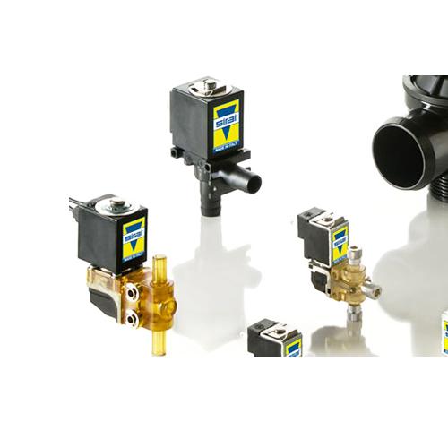 Electroválvulas de plástico Sirai