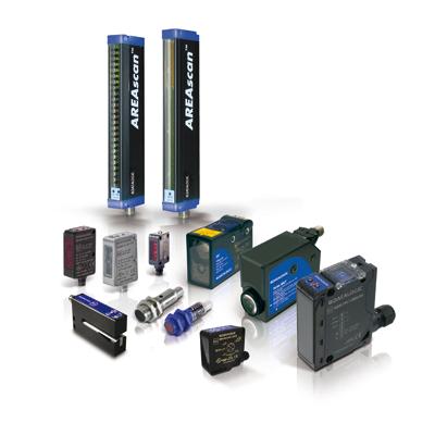 Sensores Datalogic Detección industrial