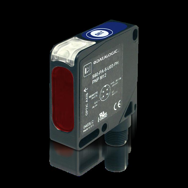 Sensor fotocélula Datalogic S60