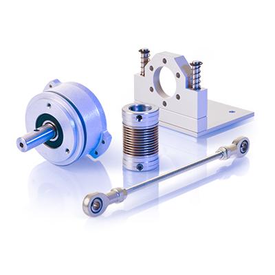 accesorios mecánicos para encoders