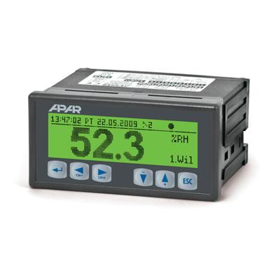 Videoregistrador básico Apar AR200