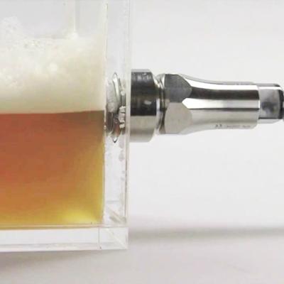 Sensor de nivel capacitivo para líquidos