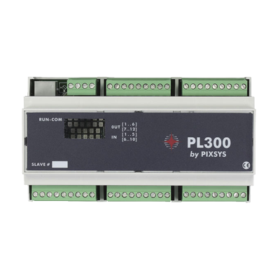 Esclavo para controladores de temperatura PL300