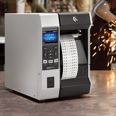 impresora industrial zebra ZT600