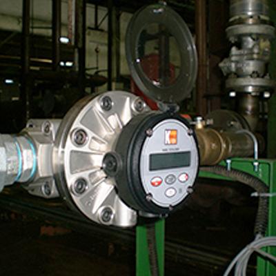 Caudalímetro Kobold mecánico