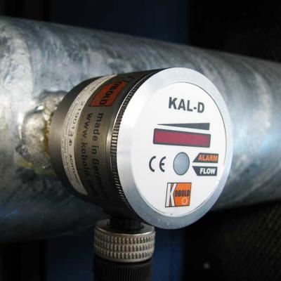 sensor de flujo Kobold KAL-D