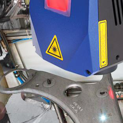 Laser marking system Datalogic Arex