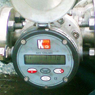 Caudalímetro mecánico Kobold