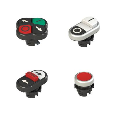 joystick pizzato botones