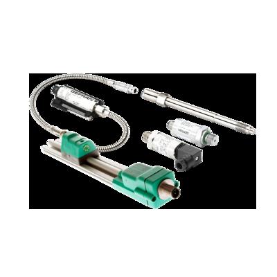 gama de sensores de presión Gefran