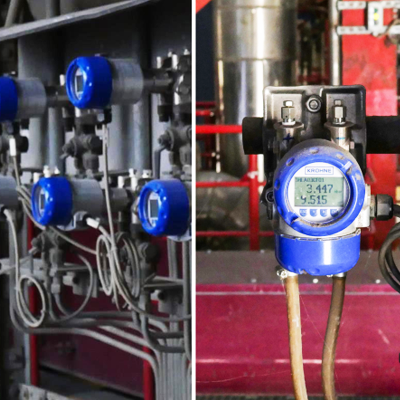 Krohne Optibar presión termal