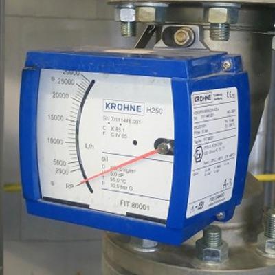 rotámetro Krohne H250