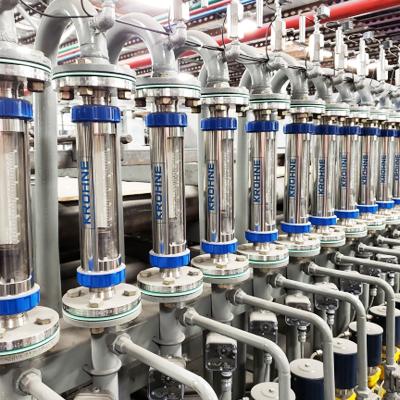 Rotámetros para hidrógeno Krohne VA40