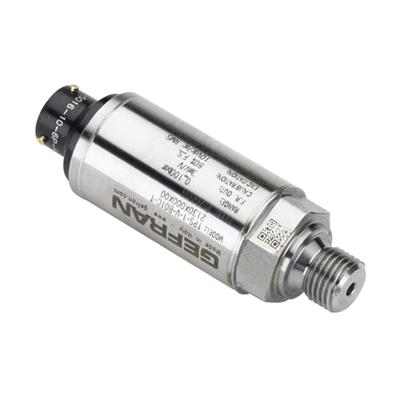 Transmisor de presión compacta Gefran TPS